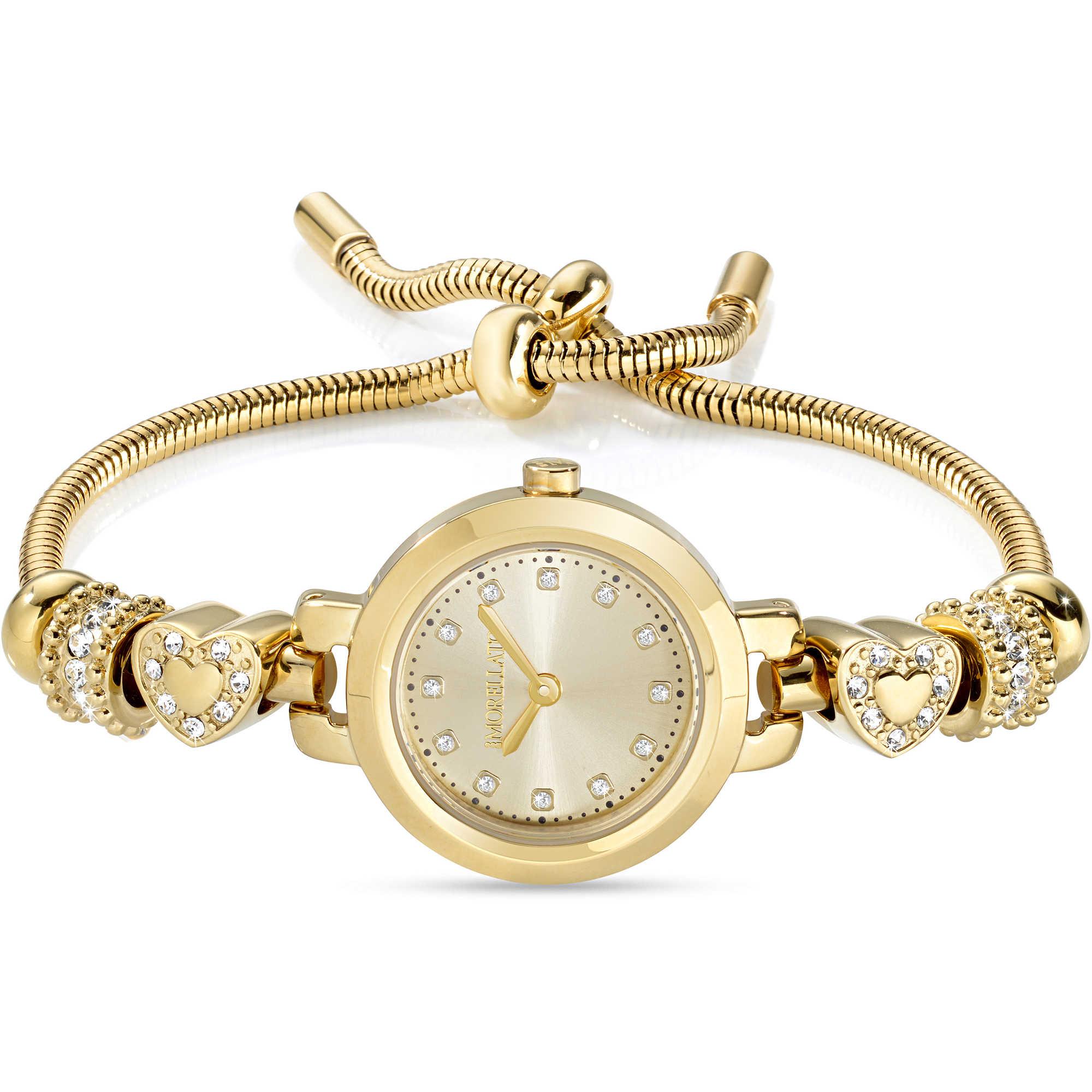 ... Hodinky Morellato Drops - TIME Delicate gold heart 1 3 ... bdd8ef06574
